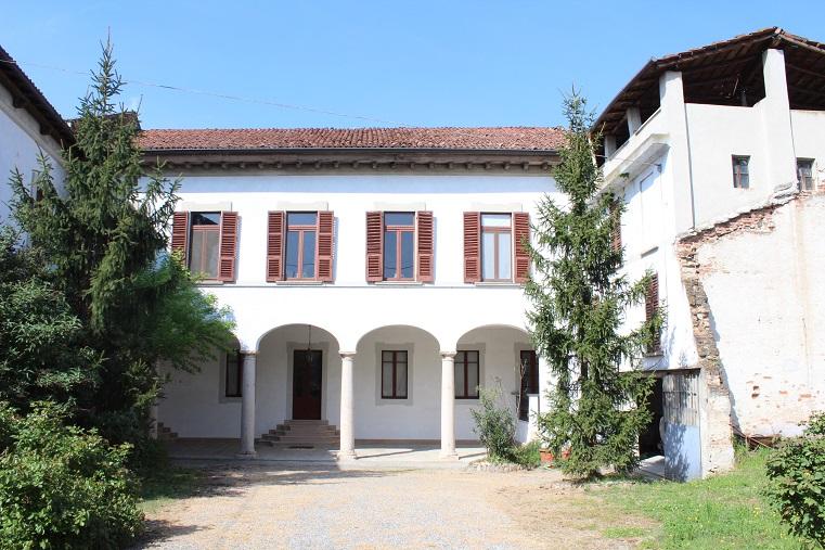 Villa gentilizia fine 1600 in stile Barocco